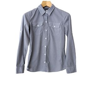 Patagonia Overcast Long Sleeve Button Down Shirt